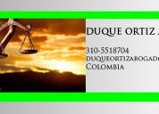 Abogados  en medellin, penal, civil, familia, administrativo etc