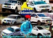 Contrato de trabajo camionetas doble cabina van microbus pasajeros y carga bucaramanga