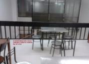 Vendo mesas y sillas para  cafeteria, restaurante,en acero inox  3.47.49.63