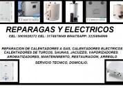 Instalacion de calentadores en cali, cel.3003028272