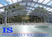 Estructuras metÁlicas  ingenieria y soluciones