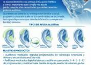 ReparaciÓn y mantenimiento audÍfonos para sordera. bogotÁ.