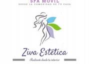 Spa movil tratamiento faciales, corporales y de relajacion