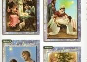 Tarjetas   de navidad calendarios  para el año nuevo