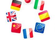 *te brindamos el servicio de traducciones de documentos*