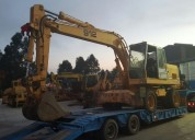 Excavadora liebherr a 912