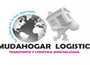 LogÍstica para mudanzas nacionales y locales