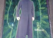Disfraz hallowen matrix  caballero