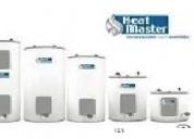 Servicio tecnico especializado de calentadores heat master  cel 3123266009