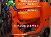 Mezcladoras de cemento nuevas para la venta