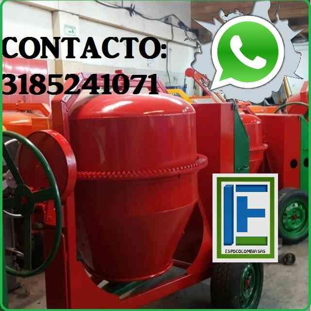 mezcladoras de concreto nuevas para la venta