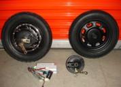 Motores eléctricos para motos eléctricas y otros 1000w 48 a nuevos