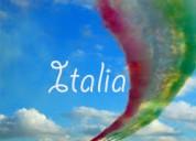 Clases de italiano todos los niveles m.c.e. en manizales.