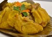 Tamales tolimenses para su cena navideÑa