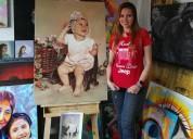 Clases de dibujo y pintura para jóvenes y adultos