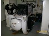 Fabricacion de compresores de vacio medicinal