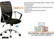 Venta sillas oficinas ergonomicas