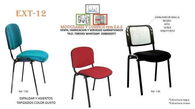 ventas de sillas fijas