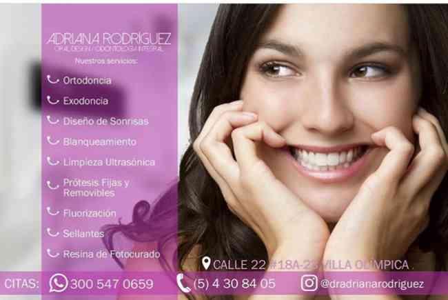 Consultorio Odontologico en Santa Marta