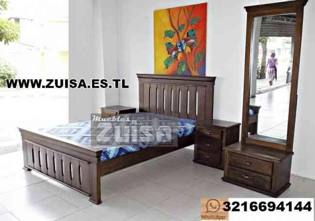 Promoción de alcoba o dormitorio en Barranquilla