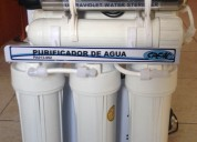 Venta de plantas potabilizadoras de agua de ultrafiltracion