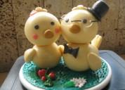 Porcelanicron figuras para boda personalizadas