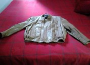 chaqueta de cuero traida de españa