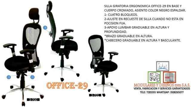 servicio y venta de oficinas