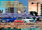 Excelente contrato para camionetas doble cabina publicas en ibagué