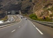 Construccion de tuneles vehiculares