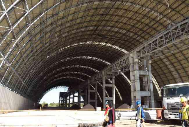 fabricacion de estructura metalicas