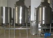 Fabricacion de tanques de enfriamiento