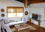 Alquiler de cabaña en palomino guajira