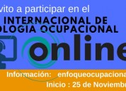 Epidemiología ocupacional para no epidemiólogos curso internacional. inicio 25 de noviembre