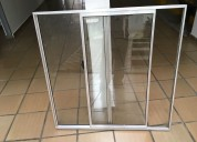 Vendo ventana en aluminio