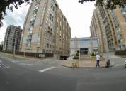 Apartamento en excelente conjunto en los cedritos cod flex 17-108.