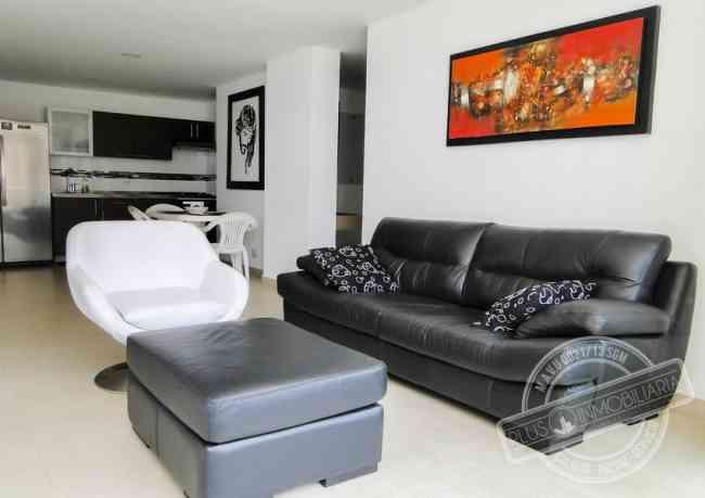 Apartamento Amoblado Medellín | Ciudad del Río | A200