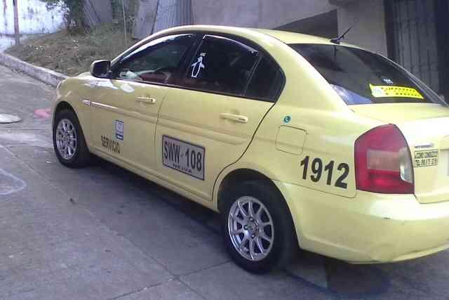 venta o permuta de taxi neiva