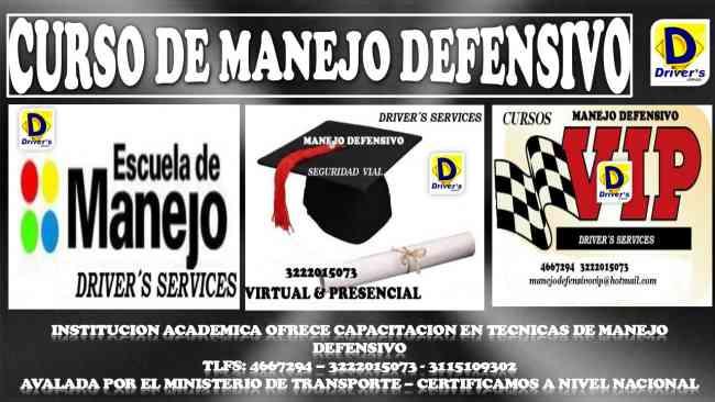 CURSO DE MANEJO OFENSIVO PARA PETROLERAS