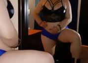 Vallunita sexy discreta