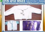★ bordados y tejidos a mano, personalizados, sacos bebes, camino artesanal navideño,