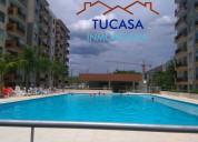 Alquiler de apartamento por dias, hacienda peÑalisa, piscina, 2 habitaciones.