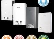 Servicio técnico de calentadores bosch