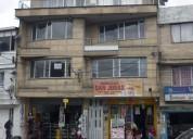 Se vende o permuta excelente edificio de  5 pisos, ciudad jardin sur, en bogotÁ
