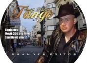 Tango show..saul david sentimiento en vivo..canto,danza,historia