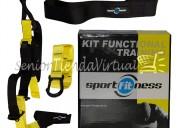 Accesorios deportivos y artículos para fitness y gimnasia