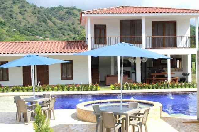 Hermosa Finca En Villa De Leyva