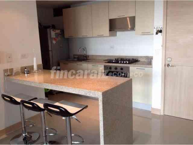 Apartamento amoblado en Crespo, vivienda NO vacaciones
