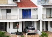 Venta casa en conjunto cerrado cerca al terminal villavicencio