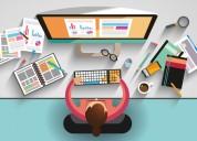Diseñador gráfico para su negocio, empresa, imagén y mas!